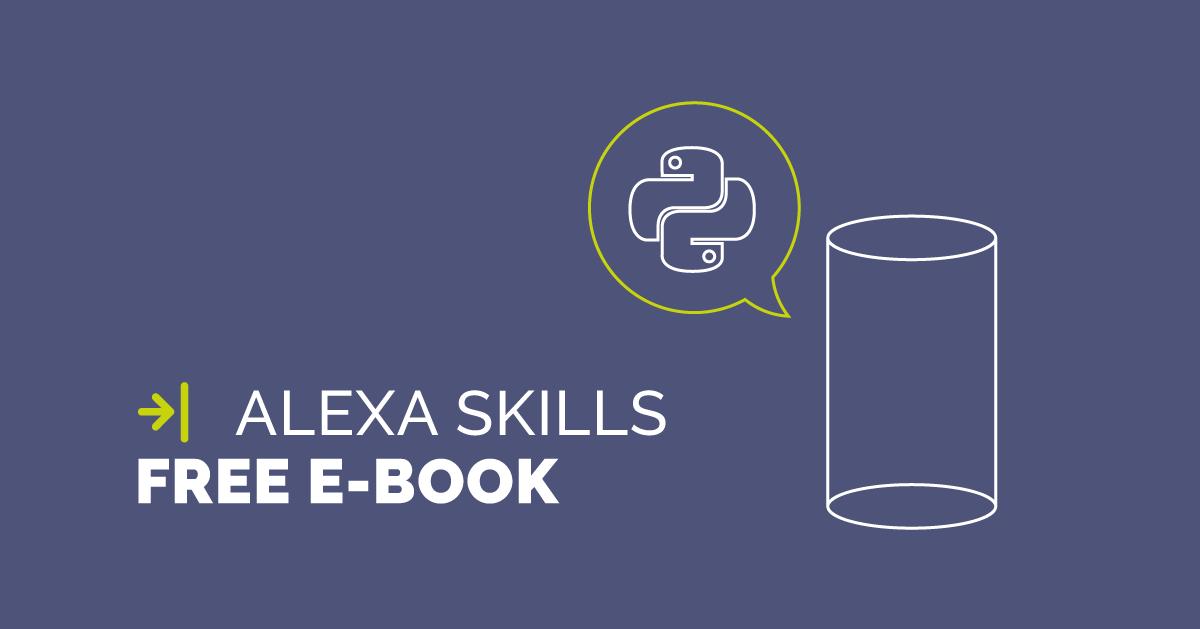 Creare skill per Alexa non è mai stato così facile