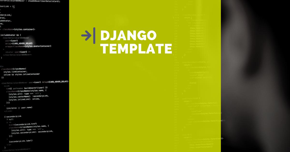 Come scoprire quali variabili sono disponibili in un template Django