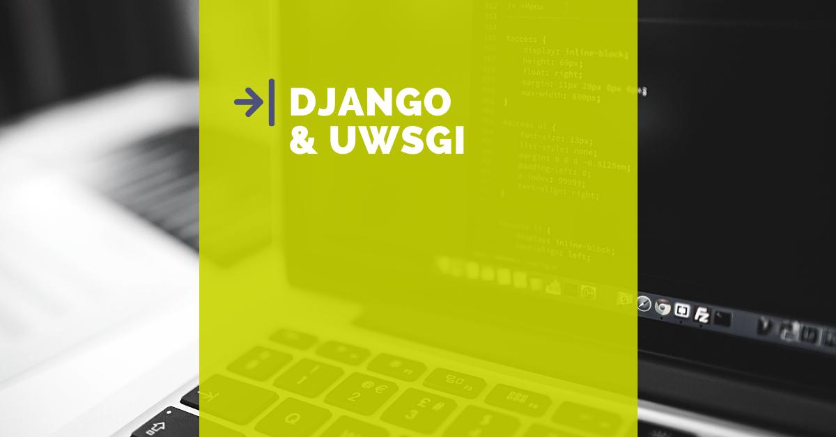 Come usare Django con uWSGI