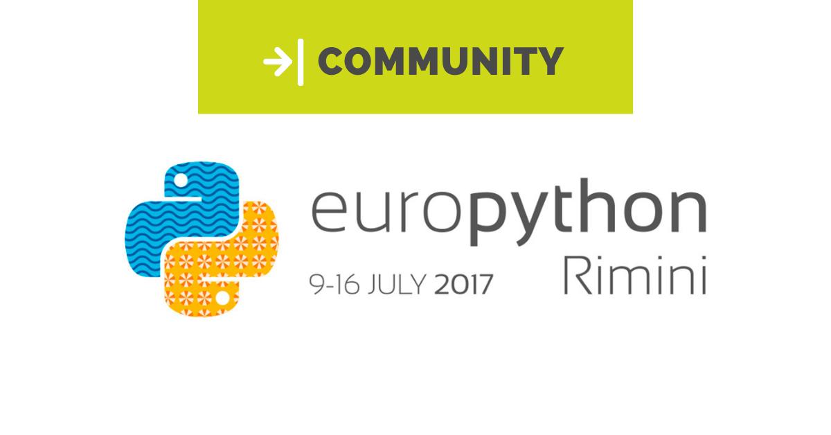 Videos from Europython 2017
