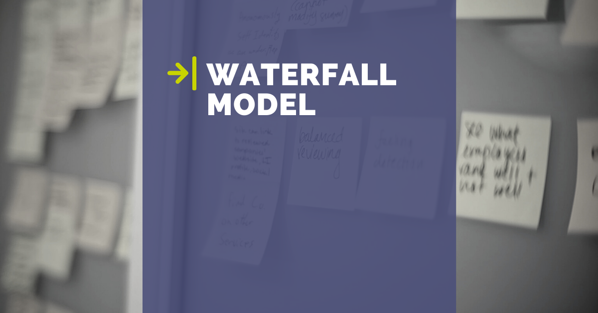 Waterfall development model: its history and limits