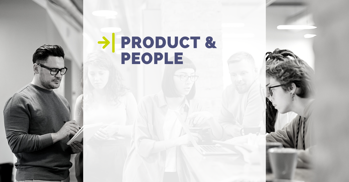 Building and communicating a product  starting from the people