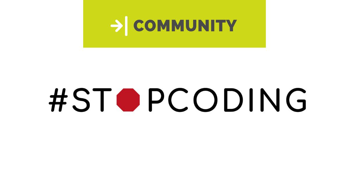 #StopCoding: esperienze Lean Startup e Agile