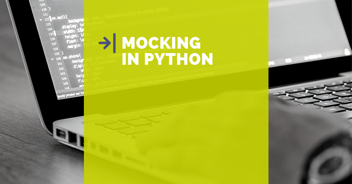 How to write tests in Python and Django using mocking